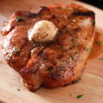 Pork Chops with Apple Glaze