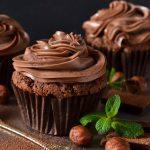 Buttercream Chocolate Cupcakes